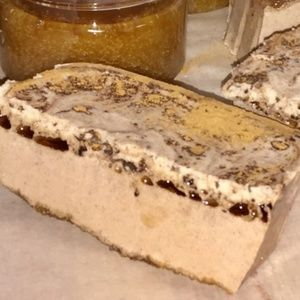 Essential Oil and Brown Sugar Shea Butter bar soap